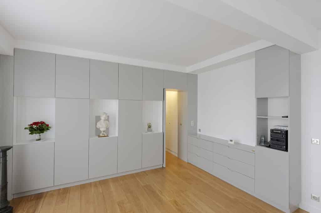 Rue d'Artois 75008 – 75m²