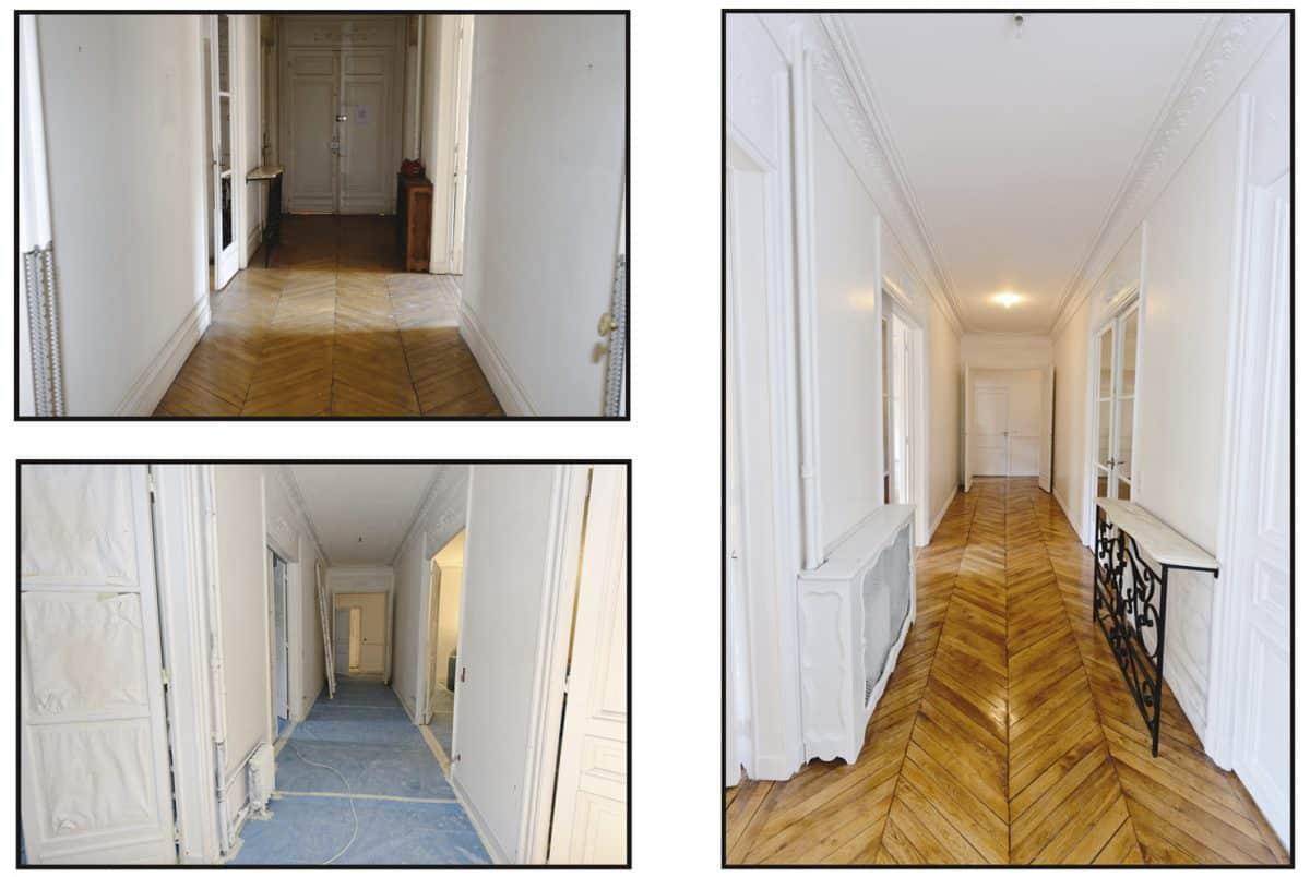 D co renovation appartement 11 saint paul renovation for Idee renovation appartement ancien