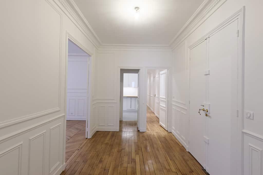 Rue Marbeau 75016 – 145m²